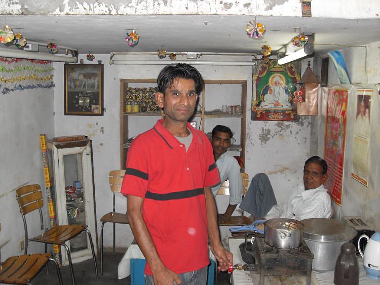 Chai Shop Paharganj