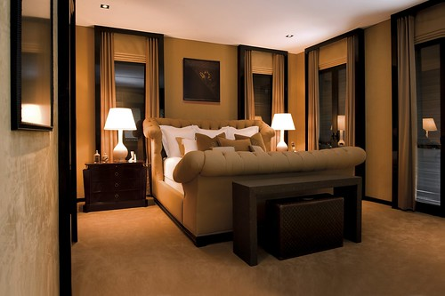 CHATSWORTH BY KRI:EIT ASSOCIATES SINGAPORE CHATSWORTH MASTER BEDROOM RALPH  LAUREN BED KRIEIT