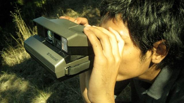 Shin's Polaroid