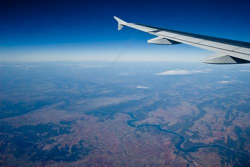 45/365 Volando hacia Dublín