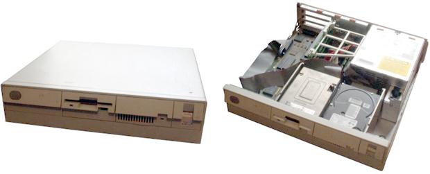IBM 286 a 10 Mhz. vaya máquina
