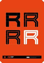RBTP font (George Strouzas) Tags: japan typography design george graphic display athens greece modular font type glyph typeface strouzas rbtp