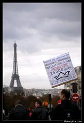 Egalité ??? (Michael.Hivet) Tags: paris michael nikon d200 19 manifestation octobre 2010 retraites spéciaux réforme régimes hivet