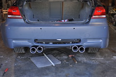 "M3 Stainless REMUS exhaust • <a style=""font-size:0.8em;"" href=""http://www.flickr.com/photos/85572005@N00/5097348359/"" target=""_blank"">View on Flickr</a>"