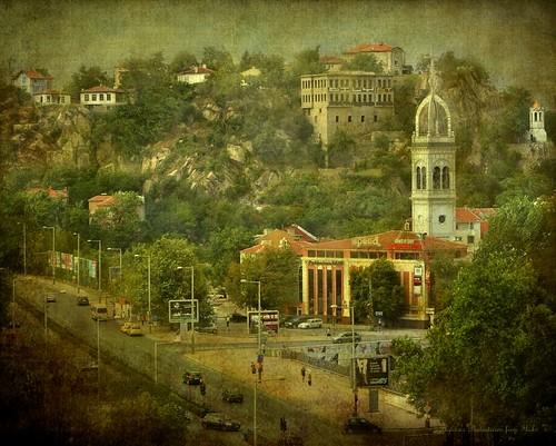 summer travel - Plovdiv