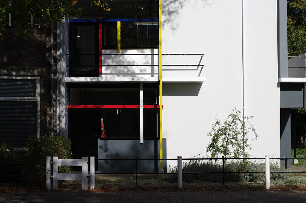 Rietveldhuis Utrecht
