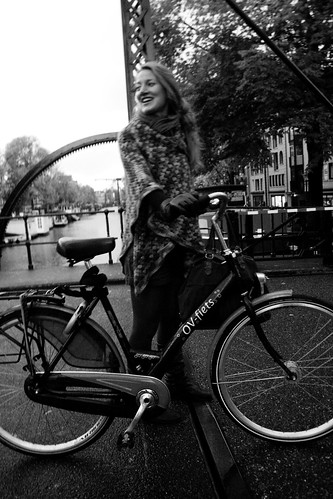 Amsterdam Cycle Chic - Marleen Cycle Chic 2