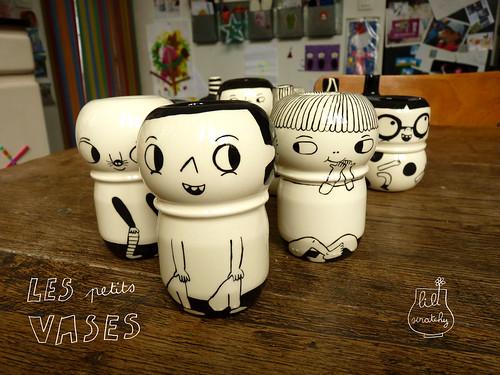 Petits Vases