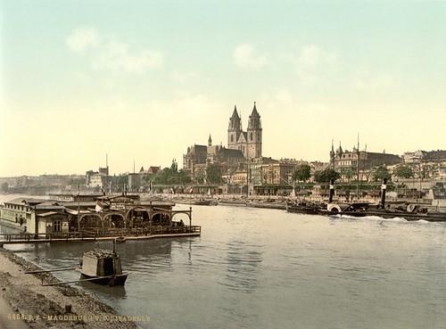 Magdeburg 1900