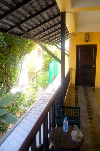 Thapae Hotel