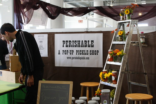 Perishable Display at Artisinal LA