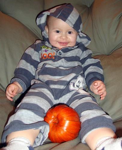 Seby Pumpkin 2010