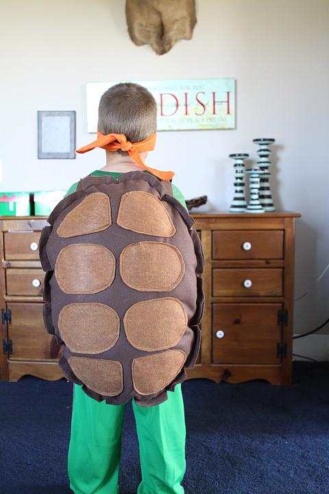my ninja turtle