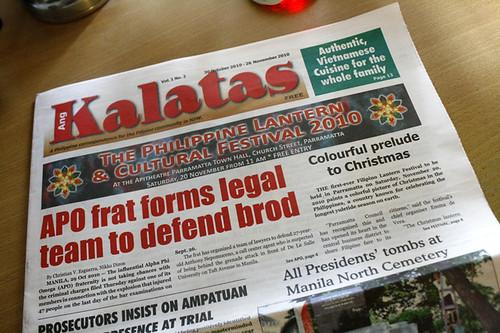 Ang Kalatas (Vol.1 No.2)