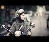 the wayfarer (millan p. rible) Tags: street paris france candid scooter stranger cinematic wagram avenuedewagram canonef135mmf2lusm thewayfarer canoneos5dmarkii