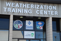 Pulaski Technical College Weatherization Training Center Grand Opening