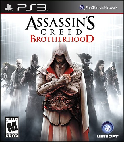 Assassin's Creed: Brotherhood PS3