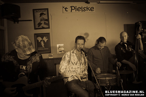 Rosblues 2010 : Ian Siegal, Danny Bryant & Ten Years After