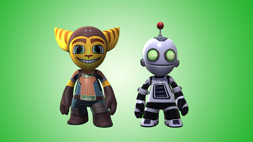 Ratchet & Clank: ModNation Racers