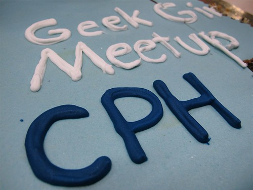 Geek Girl Meetup Cph