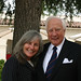 Roberta Achtenberg and David McCullough at the President 's Circle