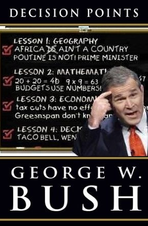 Bush-Blackboard
