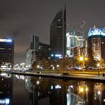 The Hague City @ Night
