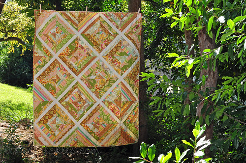 Freshcut String Quilt