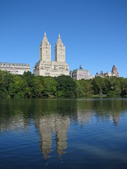 New York City - Central Park - USA (Been Around) Tags: park nyc newyorkcity travel trees usa oktober lake holiday newyork tree america see vacances us pond niceshot unitedstates centralpark manhattan urlaub unitedstatesofamerica travellers upperwestside teich sanremo 2010 thelake dakotabuilding manhattanisland ilovenyc apartements 5photosaday sanremoapartments thesanremo onlyyourbestshots concordians worldtrekker expressyourselfaward flickrunitedaward bauimage sanremoapartements