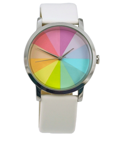 COLORWHEEL TWELVE WATCH