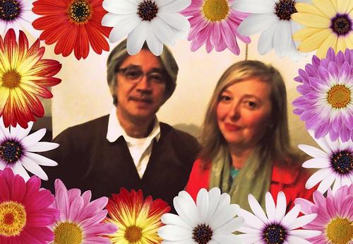 Joanna Loves Ryuichi sakamoto, Ryuichi isn't so sure.