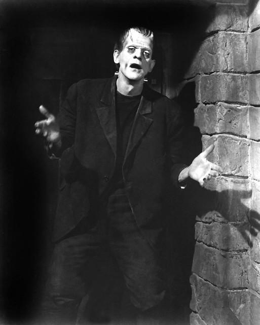 Frankenstein (Universal, 1931) 6