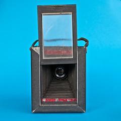 Photo Plait 6-5 x 9 plate camera with Gitzo n 9 (heritagefutures) Tags: camera photo plate shutter f8 gitzo 135mm plait 65x9 rectiligne extrarapide 2xyz