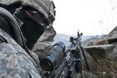 Bastogne Overwatch (mark.burrell) Tags: afghanistan contact combat firefight operationenduringfreedom observationpost nuristanprovince staffsgtmarkburrell taskforcenoslack cougercompany bastogneoverwatch 2327infregt