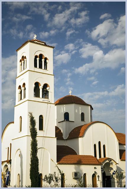 Ναός Αποστόλου Φιλίππου, Λατσιά