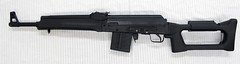 Saiga AK47 308win (Rezz Guns (AZ GUNS-R-US)) Tags: rifle pistol kimber handgun 1911 browning saiga 45acp 308win izhmash