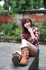 [フリー画像] 人物, 女性, アジア女性, 台湾人, 201107172100