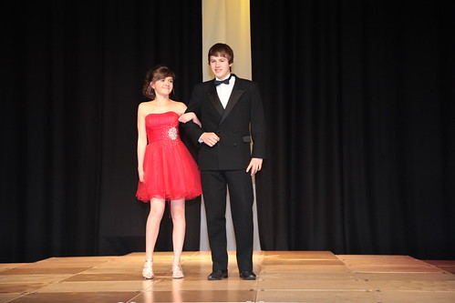 Broxburn Academy Prom Fashion Show