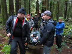 Wilderness First Aid, Nov 2010