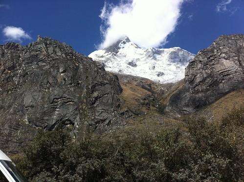 Cordillera Blanca y Cordillera Negra