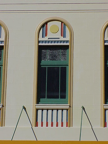Window, Doyle's, Napier