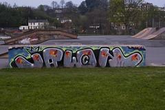 Uk Graffiti / Time For Change (Alpha Rios) Tags: street uk art graffiti europe graf style images spray 101 devon exeter styles alpha rios archetype lukejoyce alpharios101 archetypeimages ukgraffitiarchetypearchetypeimagesalphariosalpharios101imagesgraffitiimagesstylesbloodyloadsofit