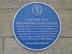 Photo of Edward Birchall blue plaque