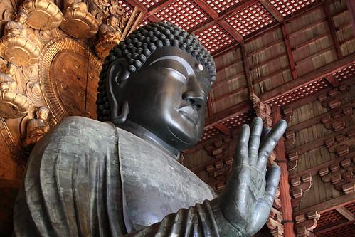 フリー写真素材, 芸術・アート, 彫刻・彫像, 仏像, 東大寺盧舎那仏像・奈良の大仏, 東大寺, 日本, 奈良県,