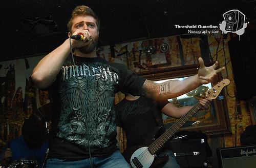 Threshold Guardian - Nov. 19th 2010 - Gus' 02