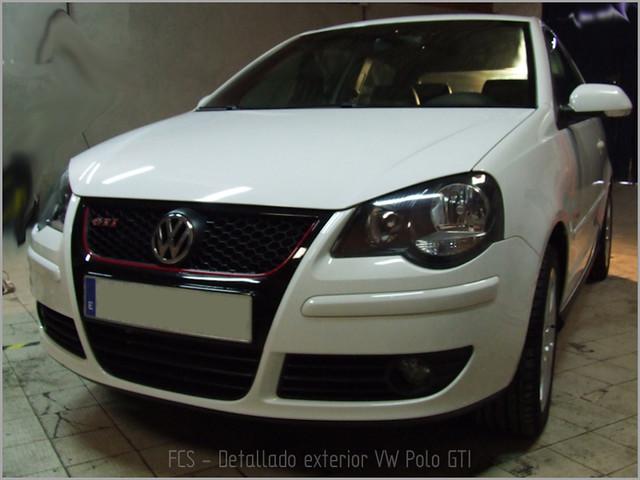 VW Polo GTI 9n3-16