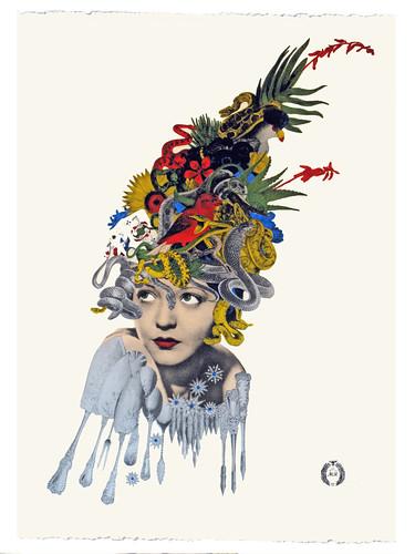 Maria Rivans – Medusa LE Screen print