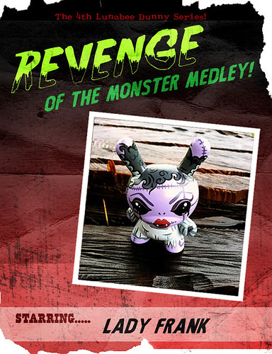Revenge of the Monster Medley!