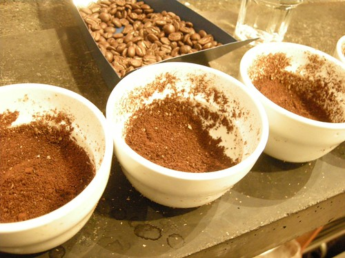 Umamiventure #30: Four Barrel Coffee Cupping (SF)
