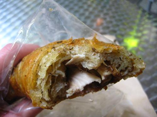Momofuku Turkey Croissant